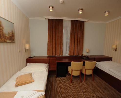 dvojlôžková izba s oddelenými posteľami